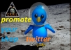 create and manage a wonderful Twitter Account