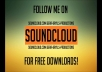 do soundcloud music promotion