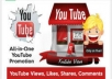 make youtube video viral with social media and SEO promotion