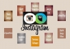 promote your Instagram and be your manager for your target audience