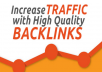 generate quality and SAFE backlinks to your website