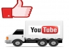 add 10000 Youtube Views and 25 likes