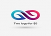 design 2 GREAT Express logo in 24 hours