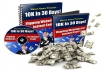 show you how you can make $10,000 in 30 days flipping websites