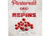 deliver 200 Pinterest Repins Shares