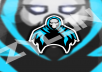 GIVE YOU THIS AWESOME MASCOT LOGO