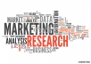 Market research of healthcare,ITC , chemical, Automotive domain