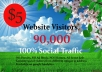 drive targeted website, traffic, visitors