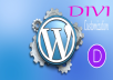 build any website for low price to using wordpress