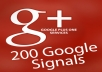 provide 200 Real Google-plus-one/ Votes/share with split also available