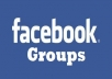 add you to as many facebook groups as i can fine for 10 keywords