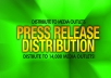 distribute your press release to 14,000 Relevant Media Outlets