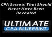 send you Ultimate CPA Blueprint
