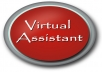 be your virtual assistant for 1/2 an hour