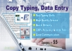 do Copy Type from PDF/Scanned Doc Professionally