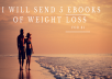 give 5 ebooks of weight loss