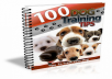 send you 100 Dog Training Tips book