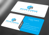 design both side BUSINESSCARD