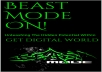 Give You Beast mode On! A Book I wrote