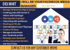 Be Your Facebook Marketing Manager