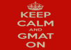teach GMAT Quant or Verbal