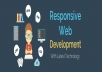 develop a custom website!