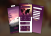 This mobile app design is basically to book a flight.i have added some unique features with the good compulsion of colour and make this app more interactive for the user.  I will design a unique, professional and modern UI for your Mobile app. My design will support any resolution of mobile as per your demand and Specification.