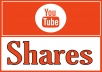 Give 1,500 YOUTUBE SHARES Real