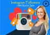 give you 2600 Instagram Followers+1000 likes FREE