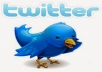 add you 1000+ Twitter Followers in 24-48 HOURS only