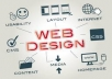 Design any type website