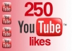Give you 1000+ Real Splittable YouTube Likes With 300+ YouTube views