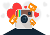 Send 5000 Instagram Video Views+1000 FREE