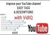 make a perfect SEO for your youtube video