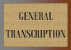 transcribe your audio