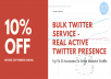manage your bulk twitter accounts