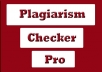 Check Your Scientific Papers for Plagiarism