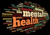 write, edit your health, welness, mental health, diet articles for you. also make or edit an ebook