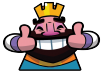 I will play clash royale for you and can also do trophy push for you