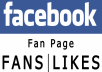 Add 2200+ Facebook likes for pages