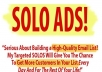 Blast Your Solo Ads To Highly Targeted New List