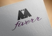 Professional logo Prints on paper