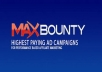 Get Your Maxbounty Account Approved Fast