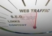 tell a website that you can a web traffic for free