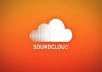 give 500+ REAL Soundcloud Followers