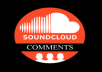 deliver 40 sound cloud comments and 75 likes