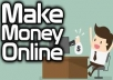 Give you 39 videos tutorials, with free tools that will help you start  generating good online income.