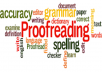 proofread and edit articles and essays in 24 hrs with unlimited revisions