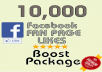 add 10,000 Facebook/Likes for page or post or 7000/followers - CHEAPEST