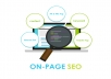provide Search engine optimization for your site.